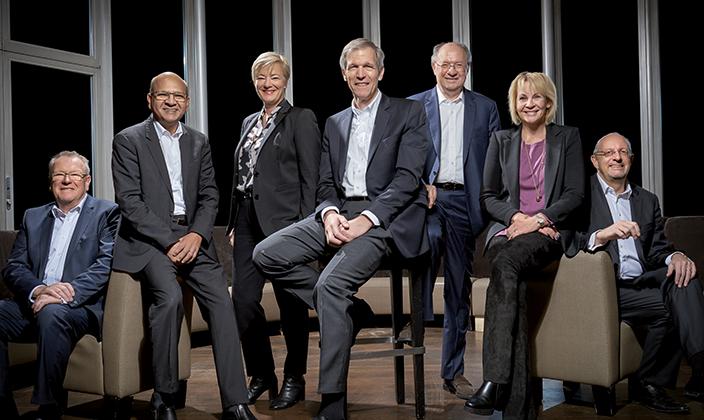 Givaudan's Board of Directors