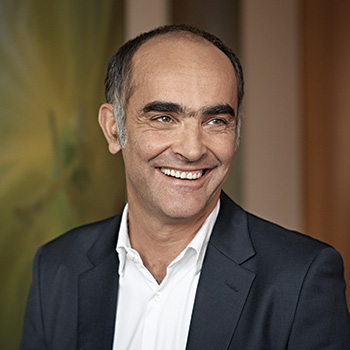 Gilles Andrier, Chief Executive Officer