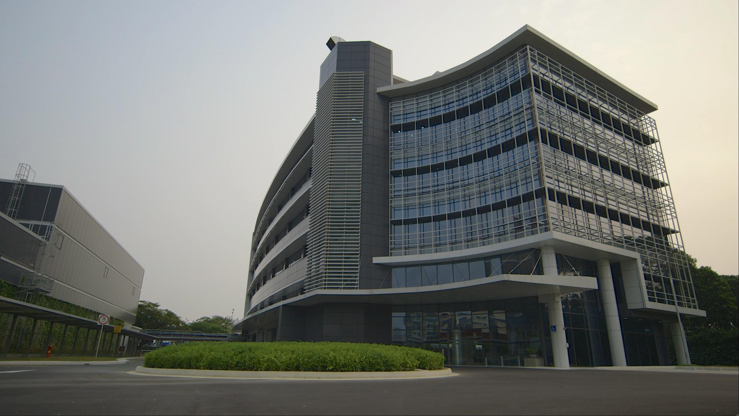 Singapore site, creative centre