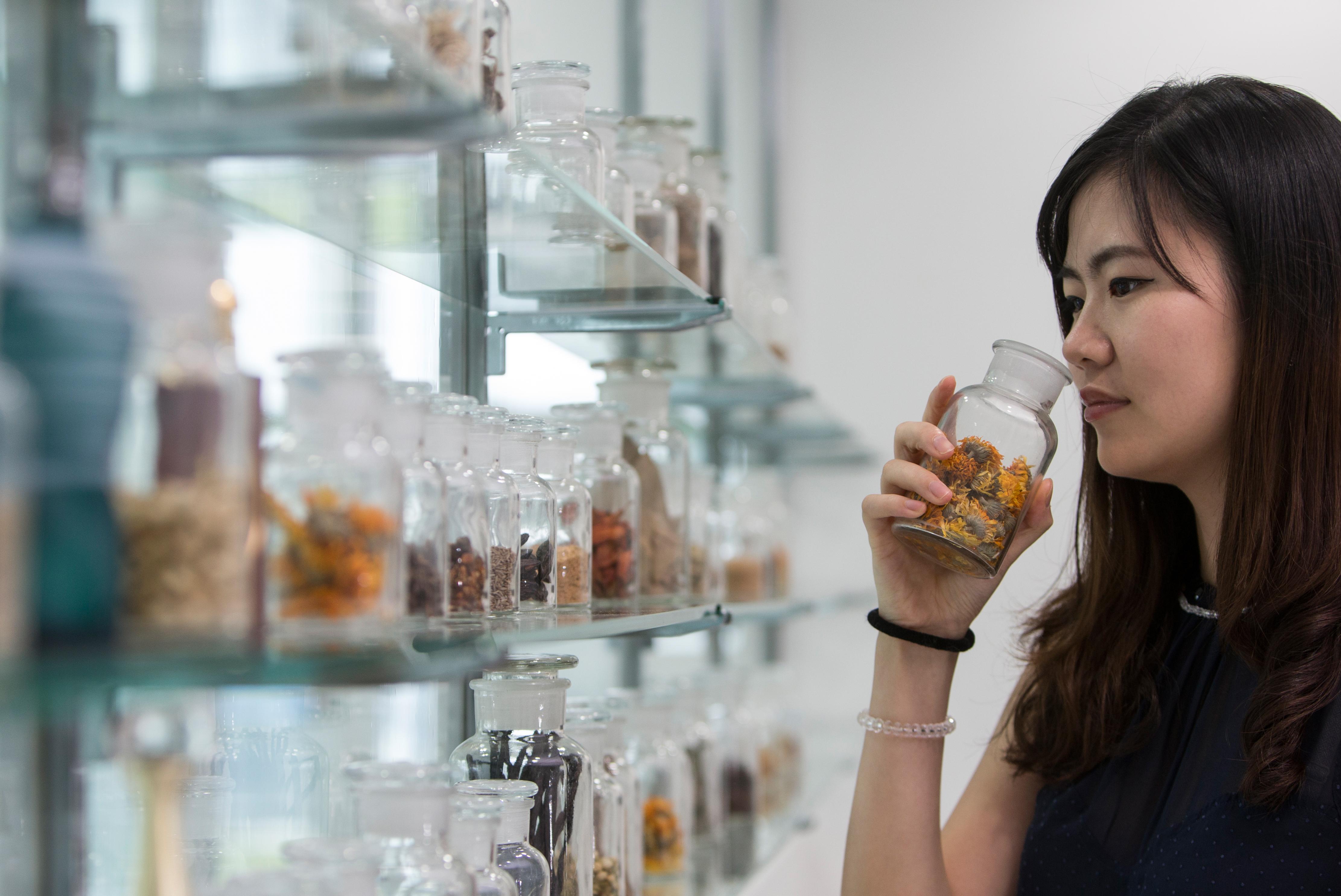 Singapore site, Perfumery School